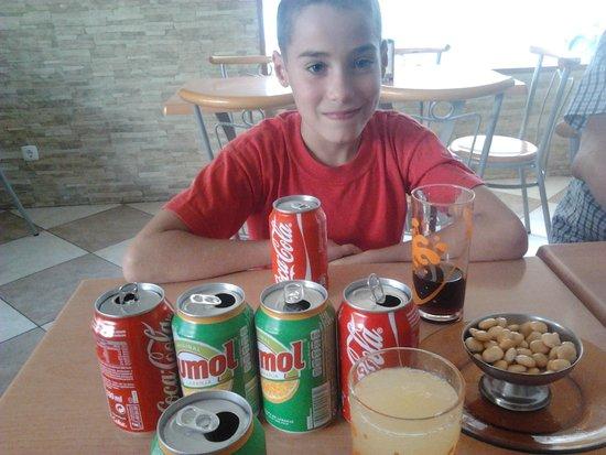 Restaurante Snack-Bar A Matilde: foi um o timo almoço com os filhos