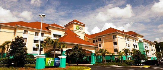 Holiday Inn Express Hotel and Suites Orlando-Lake Buena Vista South: Holiday Inn Expess Lake Buena Vista East