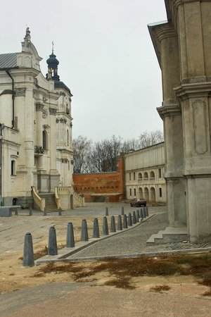 Berdychiv: Discalced Carmelites Order Monastery