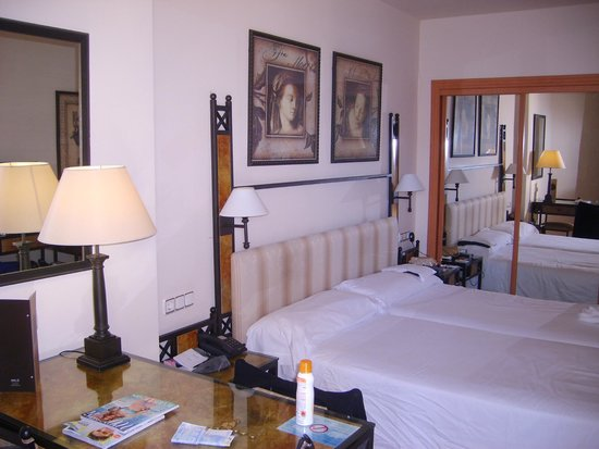 Melia Costa del Sol: typical room