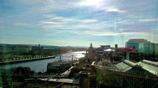 Jurys Inn Glasgow: view from room 931