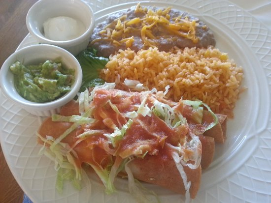Mt. Ada : Yummy Mexican food everyday