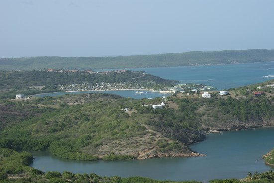 The Verandah Resort & Spa - All Inclusive : Over looking a bay