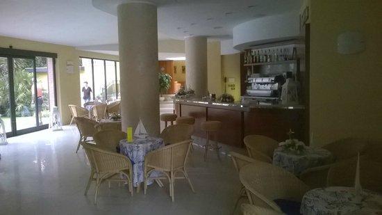Hotel Venezia: Bar