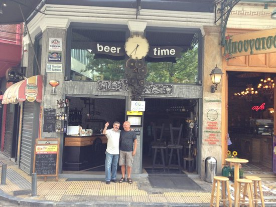 BeerTime: Nice place - great for beer