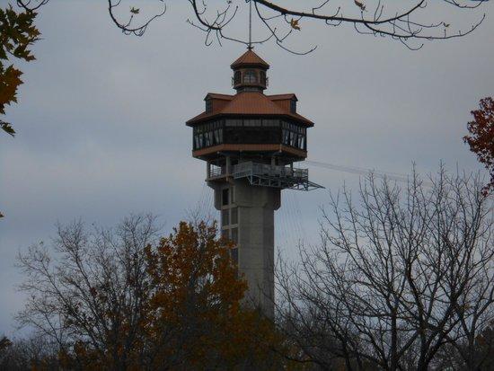 Lynina Inn : Look out tower