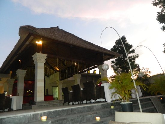 Mahagiri Villas: The Villa Complex restaurant