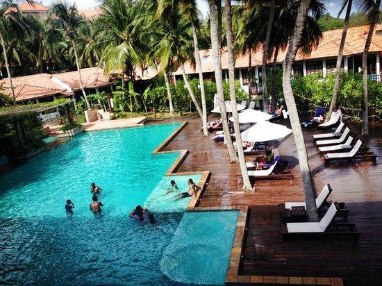Avillion Port Dickson : one of the swimming pool