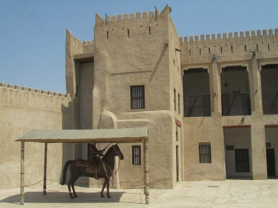 Ajman Museum: Ajman museo