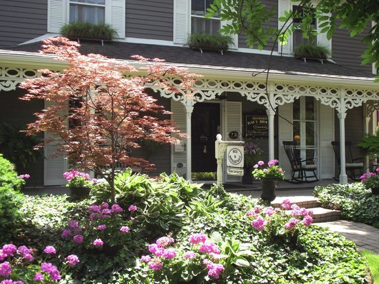 Historic Davy House B&B Inn: Historic Davy House Spring 2014