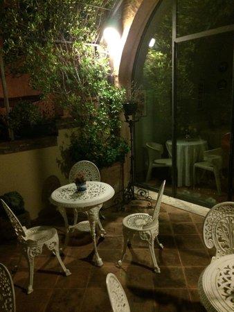Campo Regio Relais: Relax serale
