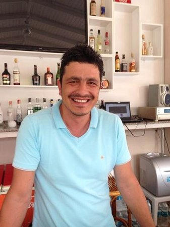 Vento Boutique Hotel: Oz. The best Bar man in the whole of Turkey