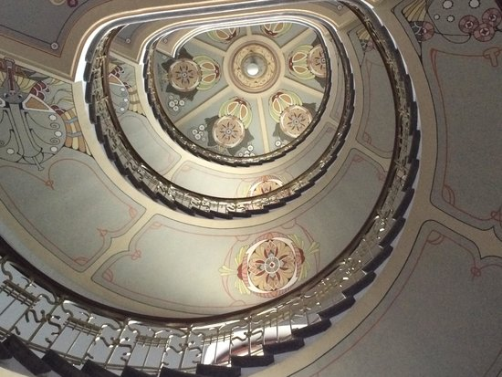 Musee Art Nouveau : Hall