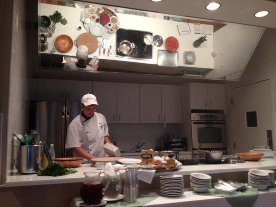 Pritikin Longevity Center & Spa: Cooking class - awesome!