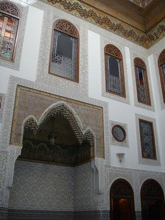 Riad La Perle De La Medina: Lobby