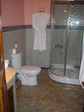 Riad La Perle De La Medina : Bathroom
