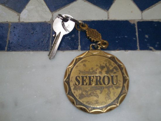 Riad La Perle De La Medina : Room Key