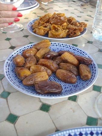Riad La Perle De La Medina : Dates & Cookies