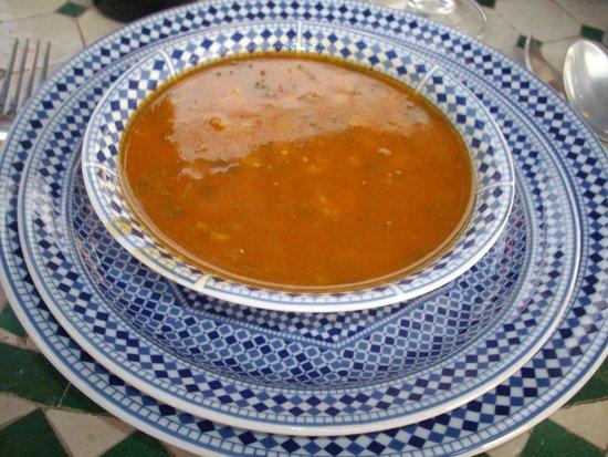 Riad La Perle De La Medina : Harira Soup