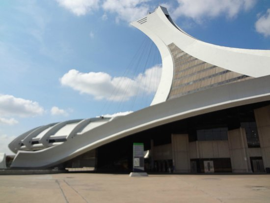 Olympic Park (Parc olympique): stade olympique