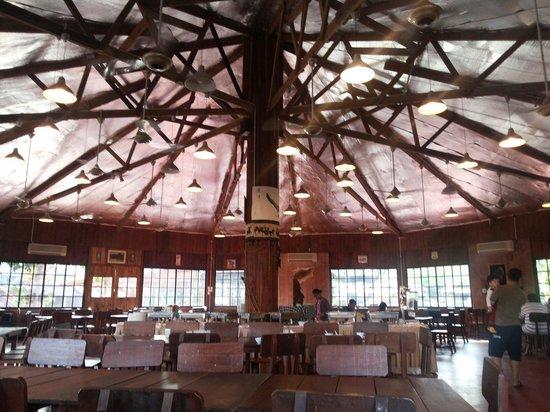 Eagle Ranch Resort: Breakfast here