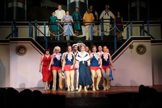 Anything Goes June 2012 Picture Of Annapolis Summer Garden Theatre Annapolis Tripadvisor