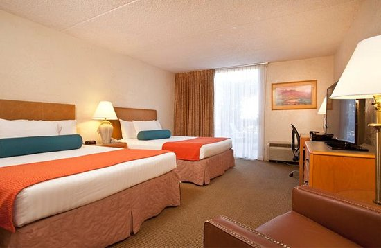 Arizona Riverpark Inn: Double Room