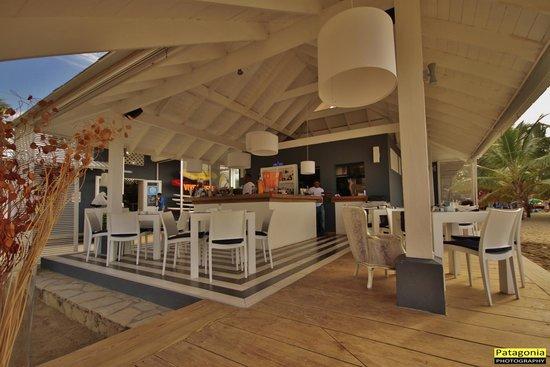 Eze Beach Bar Restaurant: Terrazza