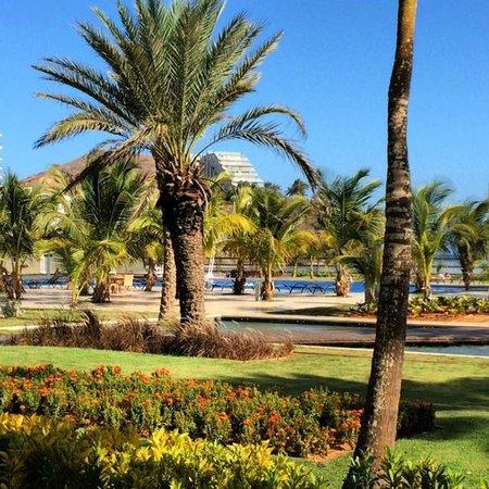 Wyndham Concorde Isla Margarita: Areas verdes