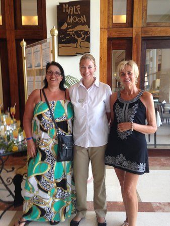 SunConnect Sunrise Diamond Resort: Kristen, Customer Services
