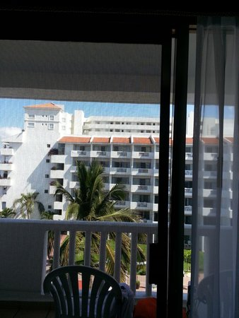 Marival Resort & Suites: view from the room