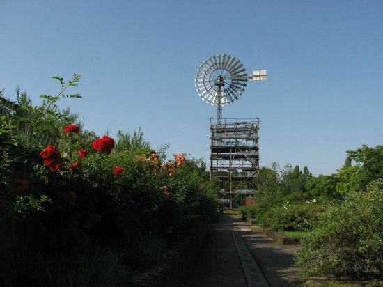 Landschaftspark: Парк