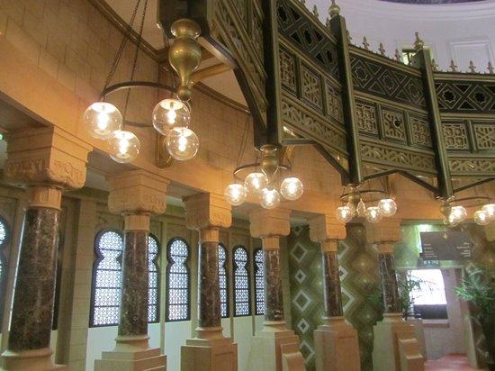Museo de la Civilización Islámica: interno del museo