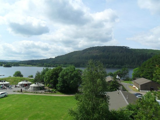 Galloway Activity Centre: View of Loch Ken