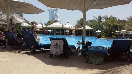 Jumeirah Al Qasr at Madinat Jumeirah: the main pool