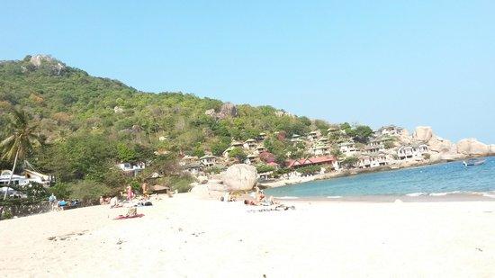 Poseidon Resort : Strand Tanote bay