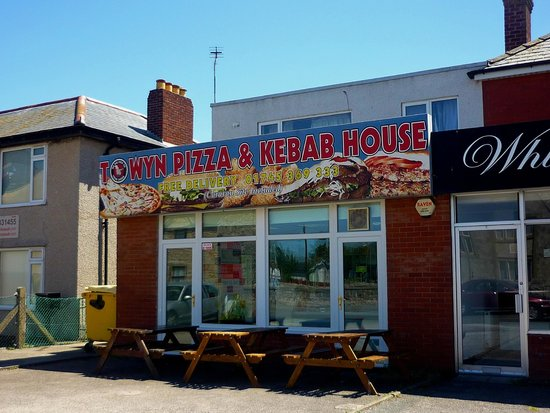Towyn United Kingdom  city photo : Towyn Pizza & Kebab House Restaurant Reviews, Phone Number & Photos ...
