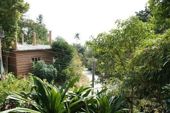 Bungalow blick poseidon resort