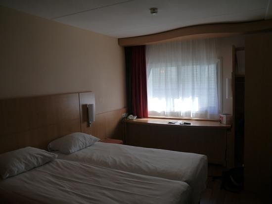 Ibis Amsterdam Centre: camera doppia