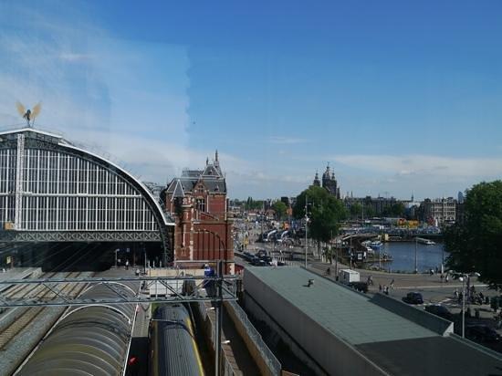 Ibis Amsterdam Centre: panorama