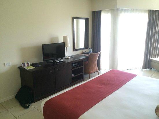 Radisson Blu Resort Fiji Denarau Island: vue chambre