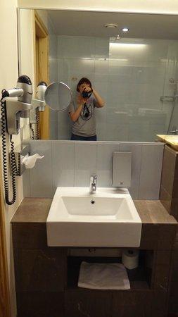 Hestia Hotel Europa: ванная комната