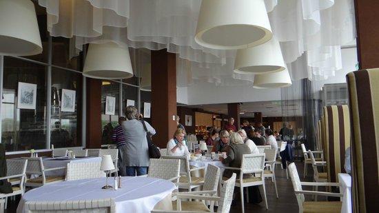 Hotel Euroopa: ресторан