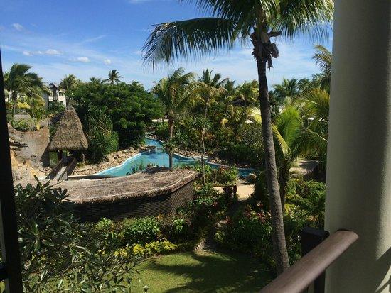 Radisson Blu Resort Fiji Denarau Island: vue extérieur chambre
