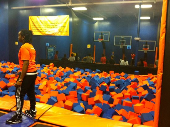 Sky Zone - Columbia, MD