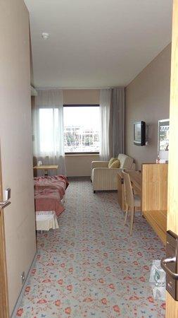 Hotel Euroopa: номер