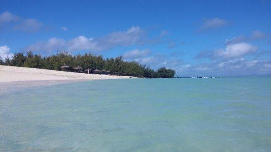 Ilot Gabriel Beach : magnifique