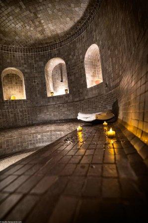 La Bastide de Gordes : Hammam du Spa Sisley
