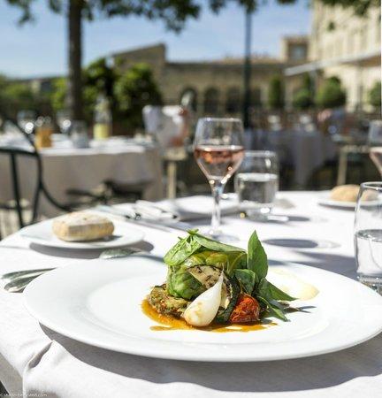 La Bastide de Gordes : Restaurant La Citadelle