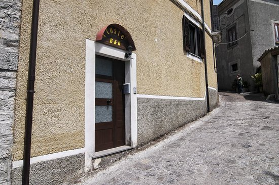 Bed and Breakfast I Coste : Ingresso principale.